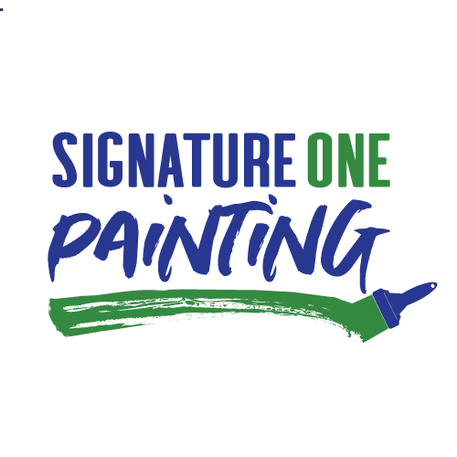 Signature One Painting Logo